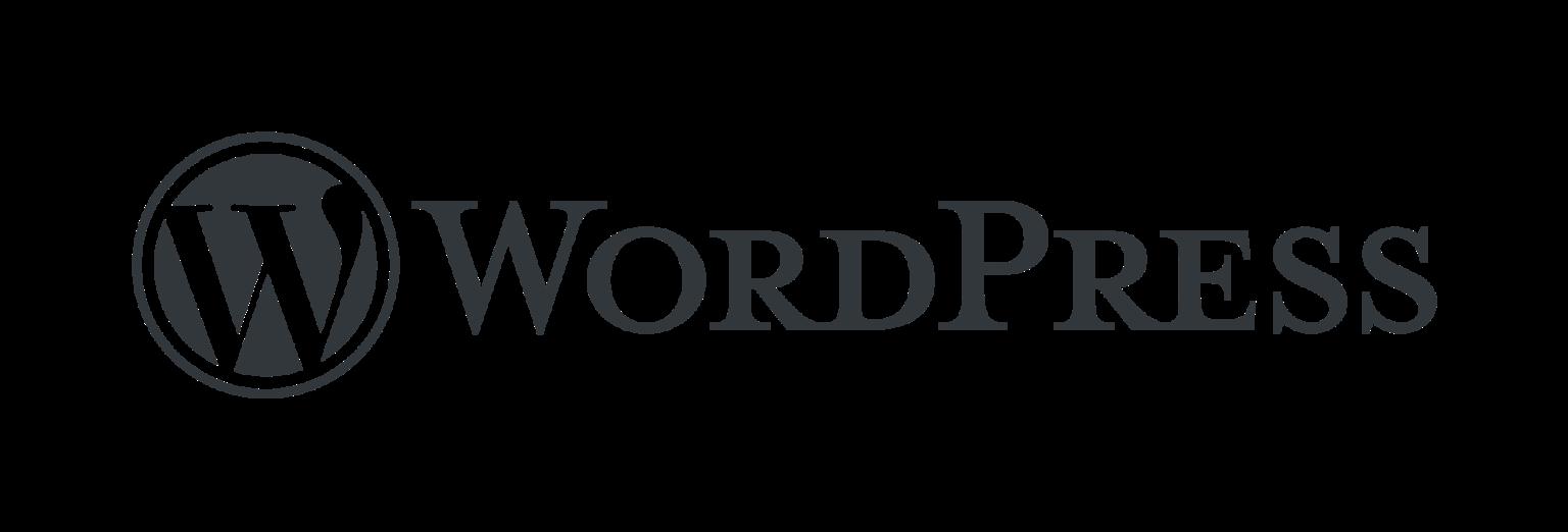 wordpress公式ロゴ